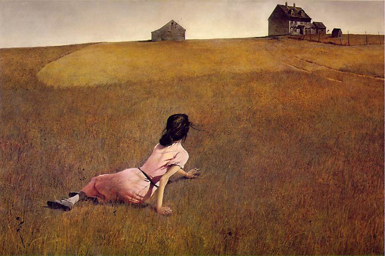 Andrew Wyeth's Christina's World