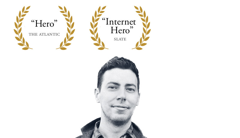 Slate thinks I'm an Internet Hero